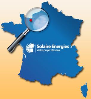 carte france solaire